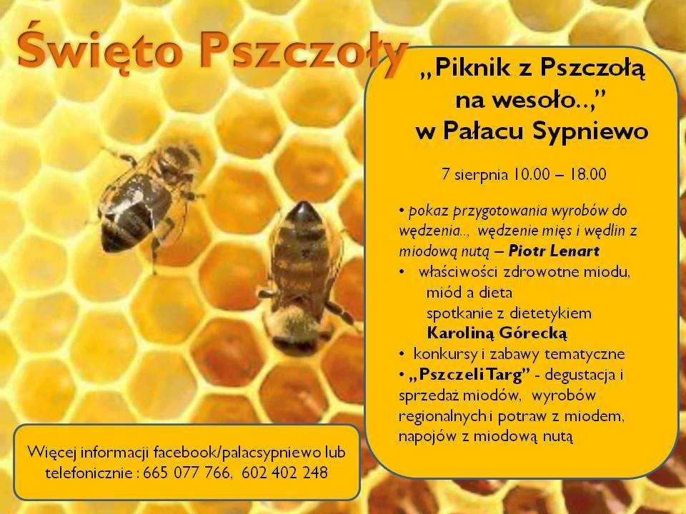 święto Pszczoły Stowarzyszenie Inicjatyw Lokalnych W Sypniewie
